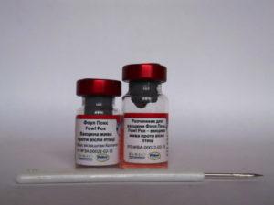 Вакцина против натуральной оспы