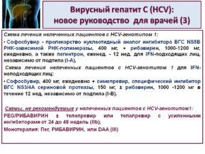 Гепатит С: В каких случаях следует обращаться к врачу?