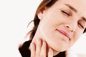 Боль в горле после сна