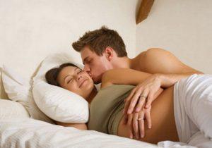 Проблемы сексуальных отношений во время беременности