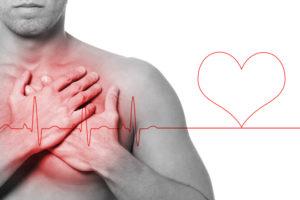 Симптомы болезни - нарушения ритма сердца