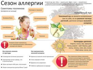 Пыльцевая аллергия. Профилактика и лечение. Как выжить во время сезона весенней аллергии?
