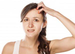 Успокоить раздраженную кожу головы