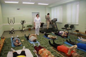 Реабилитация больных на этапе поликлиника-санаторий