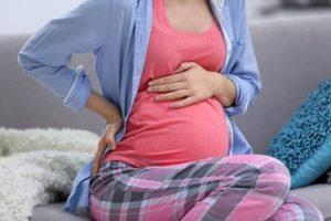 Симптомы болезни - боли в животе при беременности