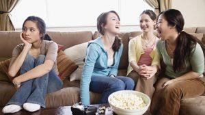 Помогите подростку справится со стрессом