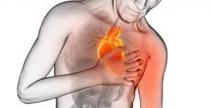 спазм в районе сердца