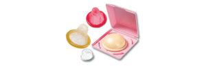 Барьерные методы контрацепции (иллюстрации)