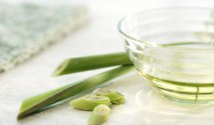 Лимонная трава, как лечебный аромат