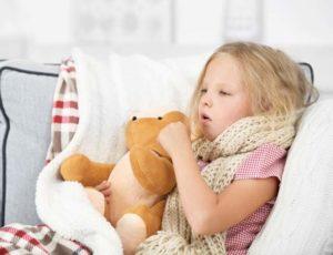 Сухой кашель у 2-х месячного ребенка