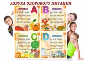 Собираем ребенка в школу: советы по правильному питанию