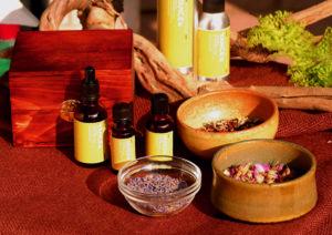 Лечение ран с помощью ароматерапии