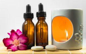 Великолепная грудь и ароматерапия