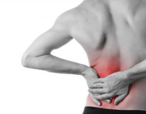Боли в спине в области правого лёгкого