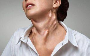 Боль в горле после удушья