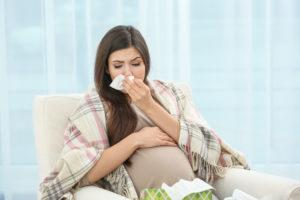 Простуда у беременных