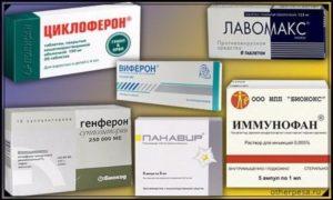 Антивирусные препараты от генитального герпеса