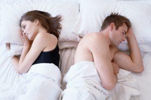 Проблемы секса с девушкой