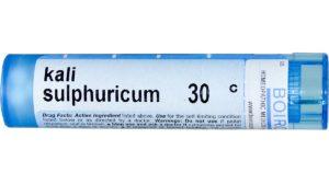 Kali sulphuricum (Калий сернокислый)