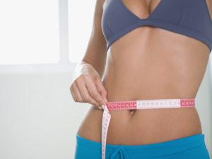 Как убрать небольшой жирок с живота и боков при наборе массы?