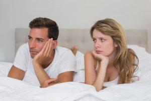 Несовместимость микрофлоры мужчины и женщины
