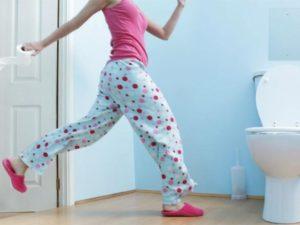 Трудности с походом в туалет по большому