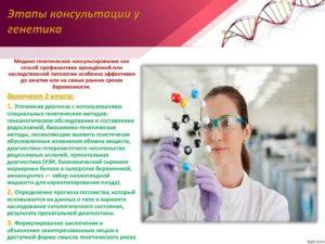 Анализ на АпоЕ и консультация доктора-генетика