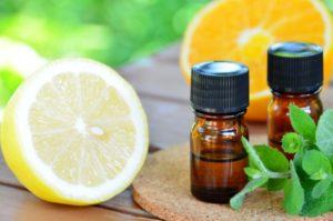 Лечение кашля с помощью ароматерапии