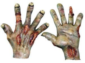 гниют руки