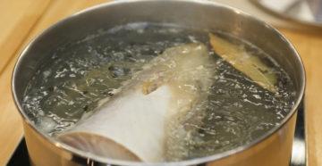 Как варить ботвинью?