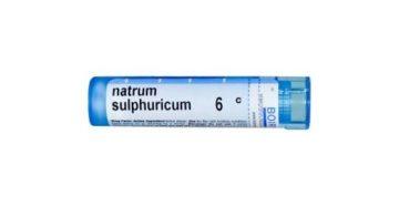 Natrum sulphuricum (Натрий сернокислый)