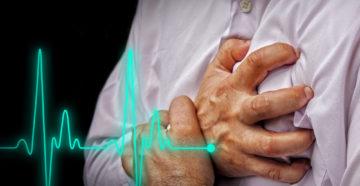 Сердечный приступ и остановка сердца у мужчин