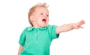 истерика у ребенка 19 месяцев!!!