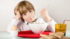 Завтрак школьника
