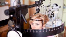 Исследование поля зрения (периметрия)