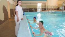 ЛФК в бассейне