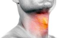 Симптомы болезней у мужчин – Шея, Горло