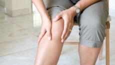 После тренировки отекла нога, боль