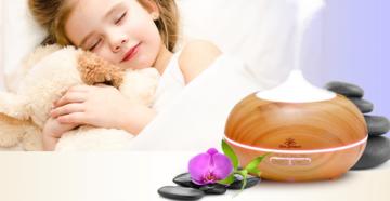 Ароматерапия для матери и ребенка: Каепутовое дерево