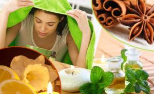 Лечение коклюша с помощью ароматерапии