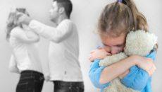Дети страдают, когда родители ссорятся