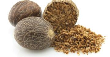 Мускатный орех: польза специй
