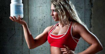 Спортивное питание: за и против