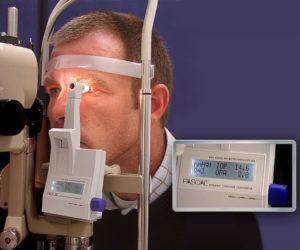 Исследование физических характеристик глаза (офтальмотонометрия)
