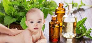 Ароматерапия при детском насморке