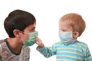 нужна ли профилактика после туб контакта у ребенка