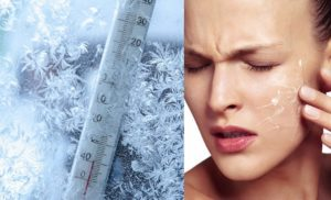Сухость кожи - как бороться зимой?