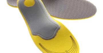 Ортопедическая стелька (foot orthotics)