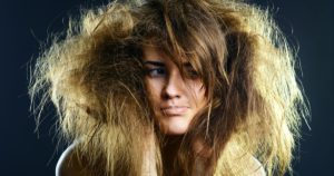 Проблеми з волоссям