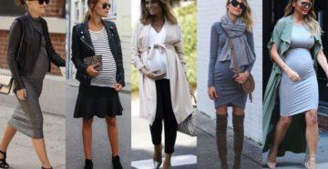 Стиль беременной женщины